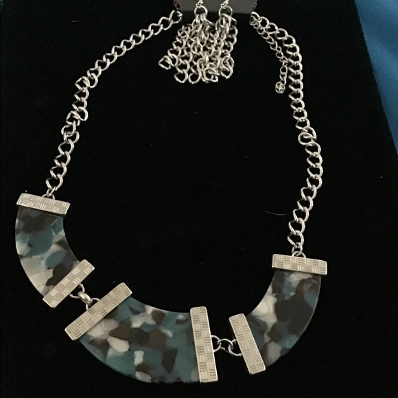 PAPARAZZI NWT EARRINGS & NECKLACE SET